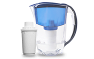 typical pitcher water filter comparison